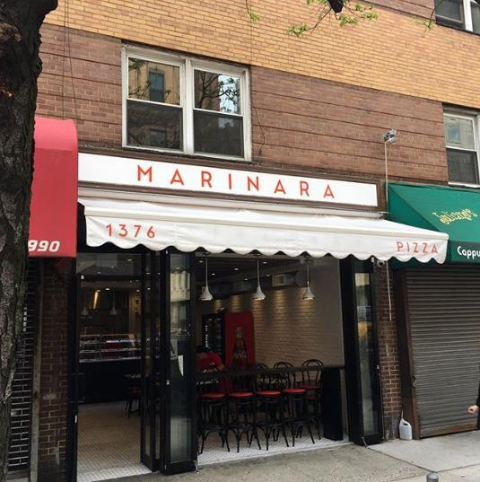 marinara pizza donde comer nueva york upper east side where to eat new york