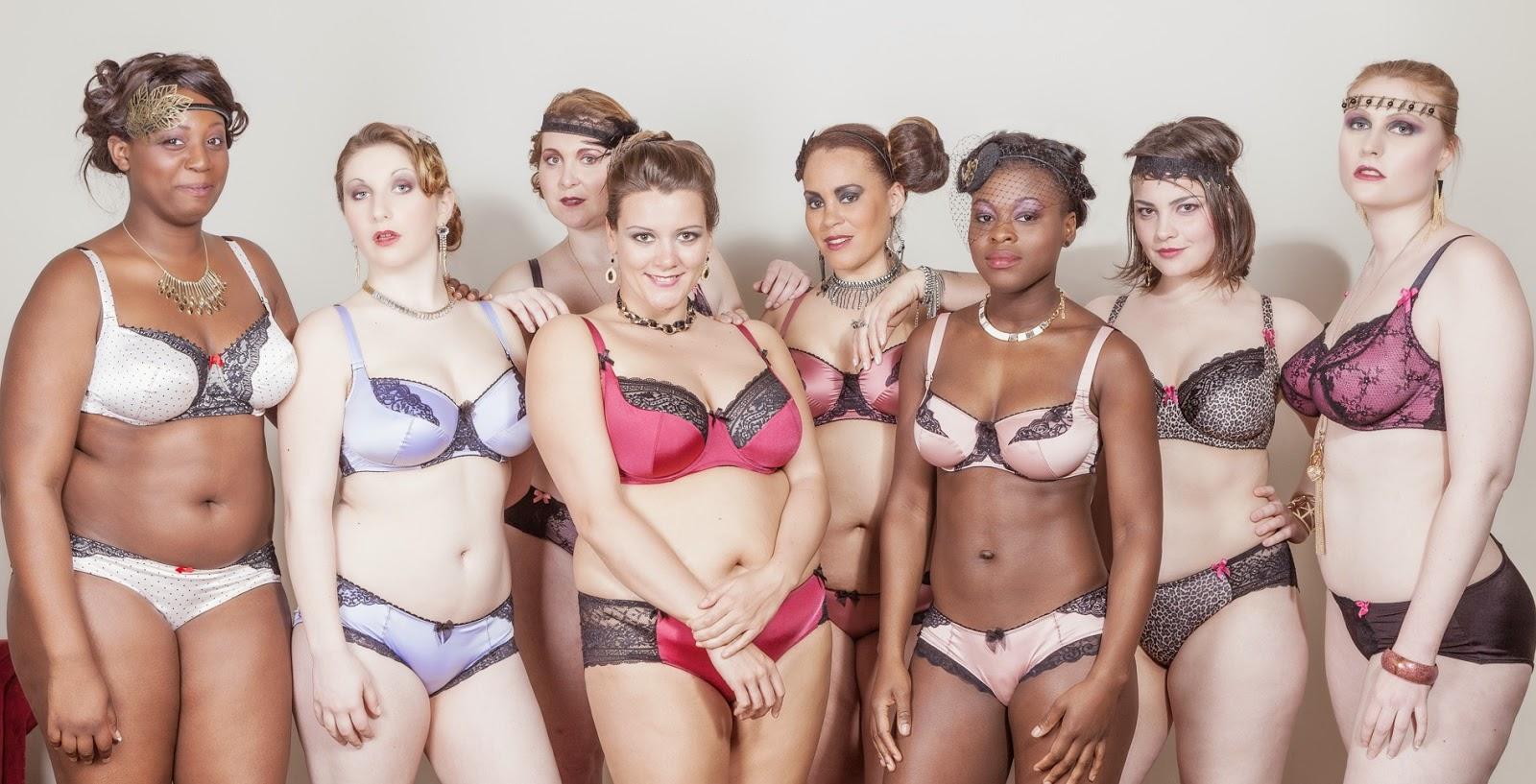 f0104c400   La Belle Affranchie   de la Lingerie Moderne et Tendance pour Toutes les  Femmes !! Real Lingerie for Real Women !