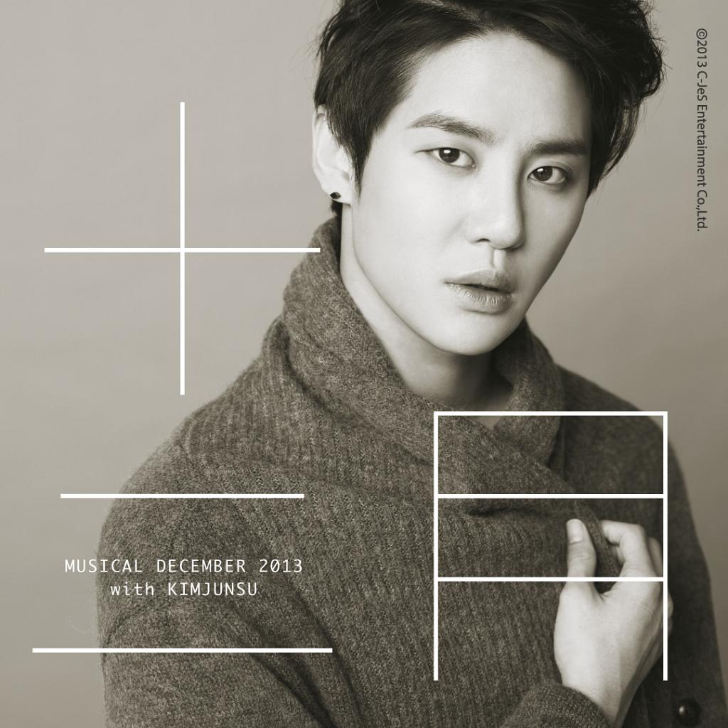 XIA (JUNSU) – Musical December 2013 – EP