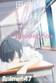 Tanaka-kun Wa Itsumo Kedaruge -  2016 Poster