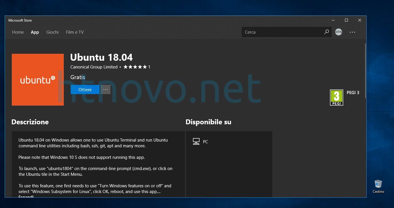 Ubuntu-18-04-LTS-Microsoft-Store