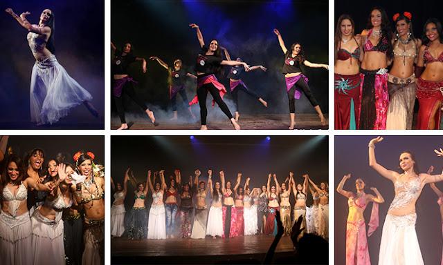 show belly dance danza santo domingo republica dominicana festival