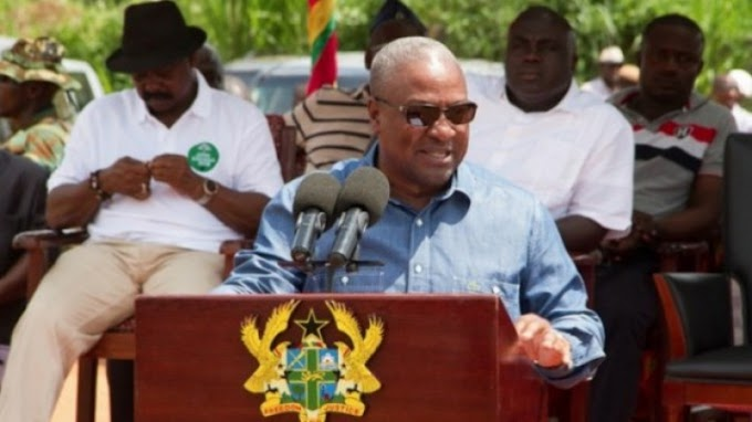 Allow students to vote – Mahama orders SHS heads