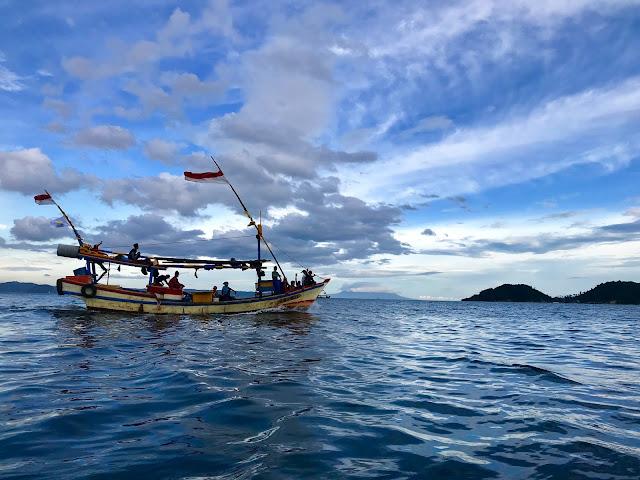 Teluk Lampung, Indonesia