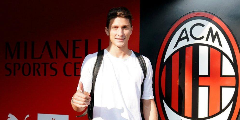 Pulih Dari Cedera Panjang, Caldara Siap Kembali Merumput untuk AC Milan