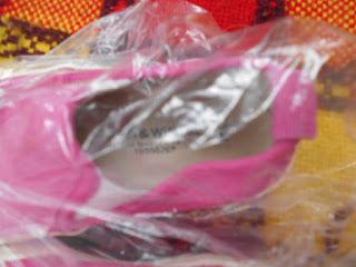 ケン&ウイナー スリッポン ピンク 14センチ ロゴ