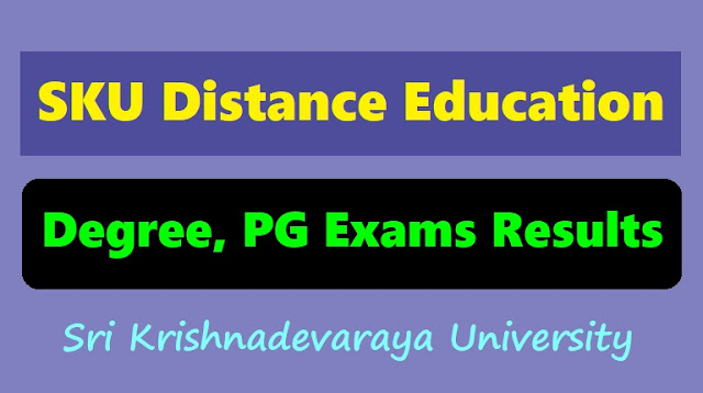 sku distance education results,sri krishnadevaraya university distance education results 2018,sku university distance education pg exams results 2018,sku distance education pg exams results 2018,sk university distance education results