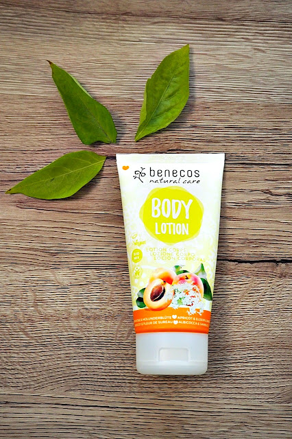 Benecos Body Lotion Aprikoosi Seljankukka