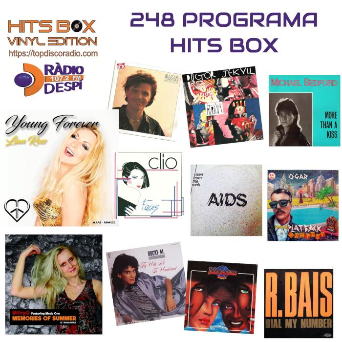 248 Programa Hits Box