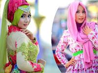 Tips Menjadi Model Hijab sesuai Syariat ala Andriani Ayu