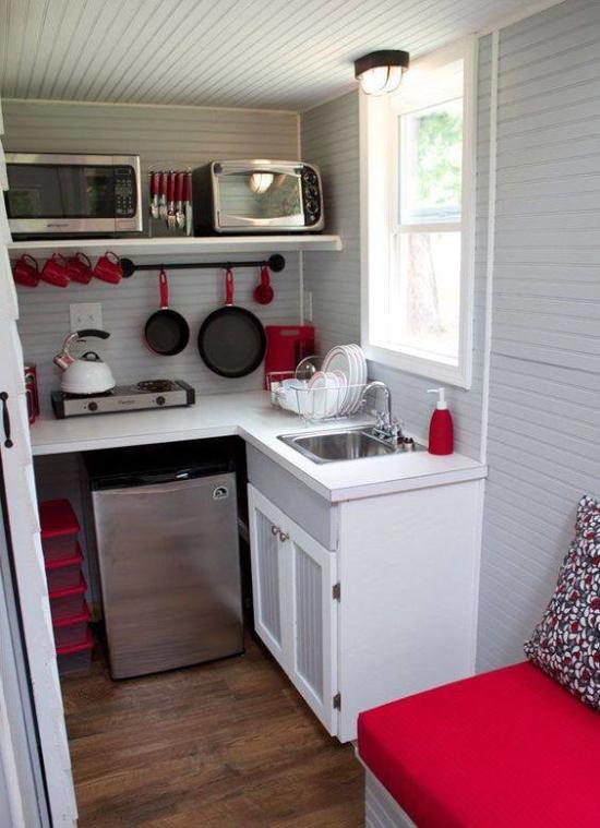 desain dapur kecil minimalis