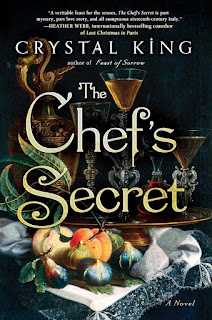 Review of The Chef's Secret by Crystal King