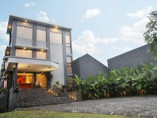 2 hotel paling direkomendasikan di Bandung