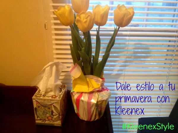 Un nuevo estilo de primavera en el hogar