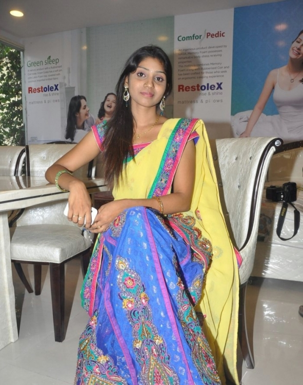 desi girl Neelima cute and elegant latest hot photo stills