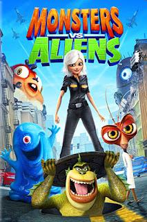 Monsters vs Aliens (Canavarlar Yaratıklara Karşı)