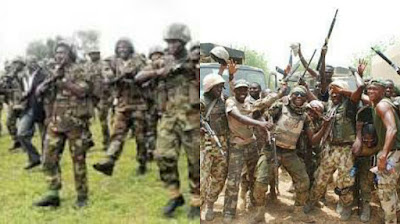 Photos Of Nigerian Army