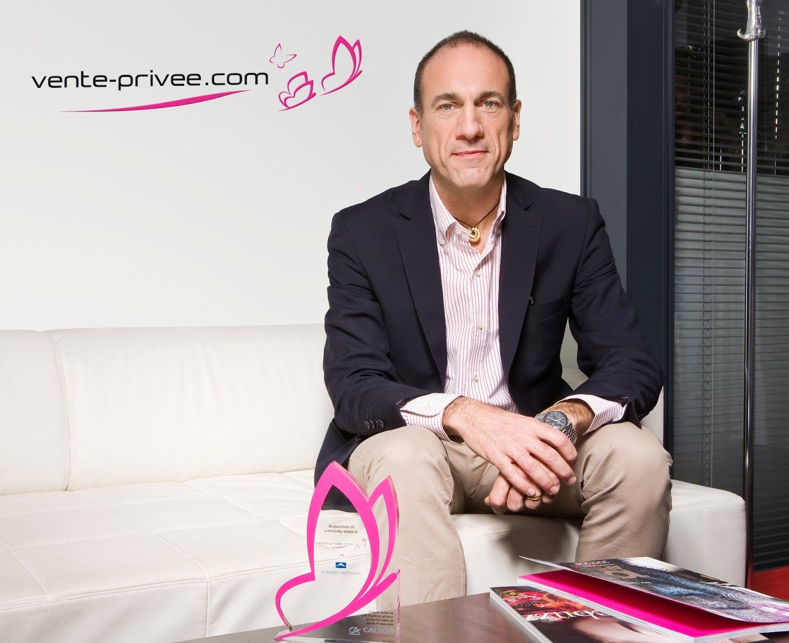 corriere del web vente privee fabio paracolli nuovo direttore commerciale italia. Black Bedroom Furniture Sets. Home Design Ideas