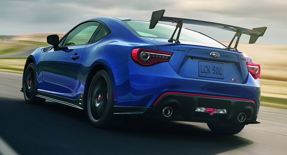 Subaru Reveals BRZ Ts And WRX STI Type RA Limited Editions