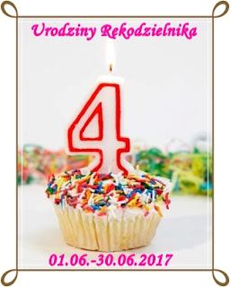 Urodzinowe Candy Rękodzielnika