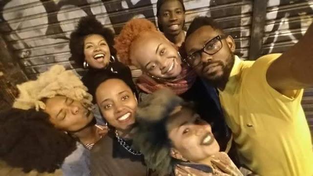 """O álbum """"Valores"""" do rapper angolano MCK, tem participação de: Mano Brown, Tassia Reis, Azagaia, Eva rapdiva e outros."""