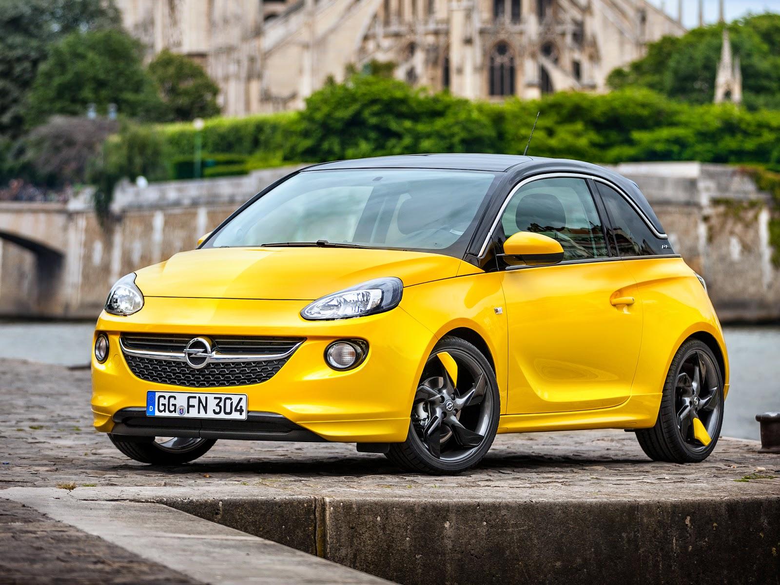 Opel Adam Slam OPC Line Pack