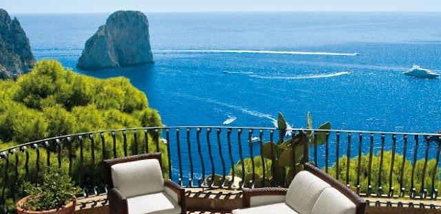Onde ficar na Ilha de Capri