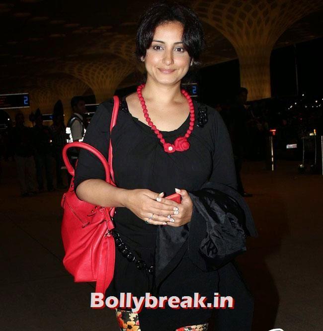 Divya Dutta, Celebs LeaveFor IIFA 2014 - Kareena Kapoor