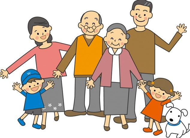 Gia đình hòa thuận là gốc rễ cho một gia đình hưng thịnh