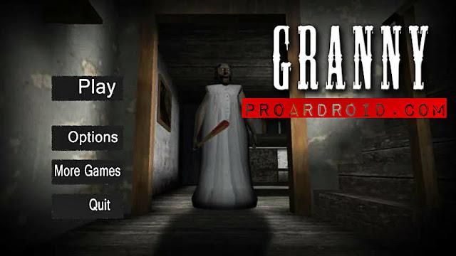 تحميل لعبة الرعب Granny v1.5 Apk نسخة كاملة للاندرويد logo
