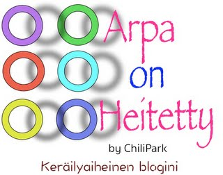 Arpa On Heitetty
