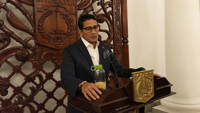 Sandiaga: Pak Prabowo Tak Minta Mahar, tetapi Politik Itu Berbiaya