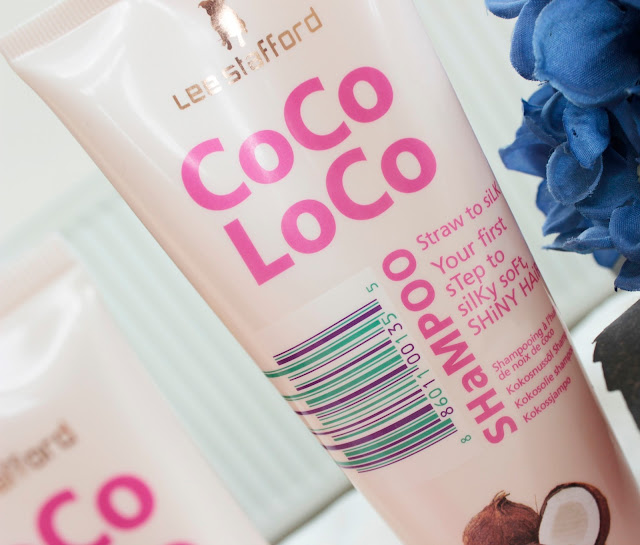 Lee Stafford Coco Loco Hair Range | Tea And Beauty