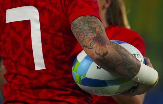 Jen Kish tatuaje