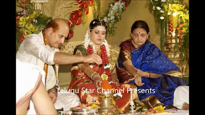 Sudheer Babu and Priyadarshini wedding rituals
