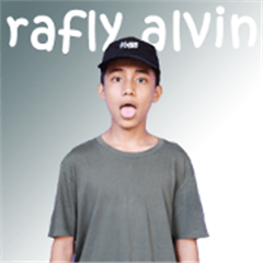 Rafly Alvin's Sticker