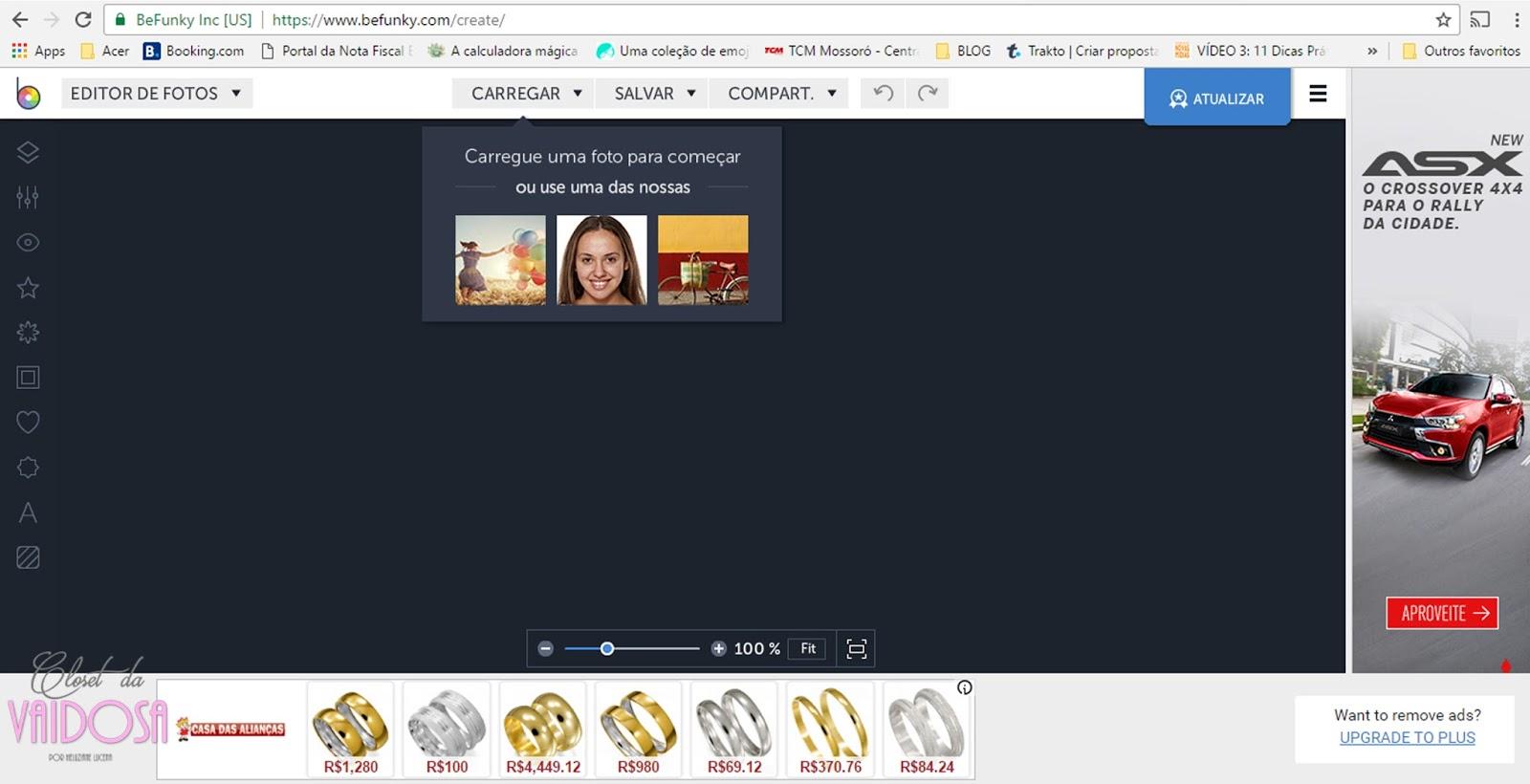 Closet Da Vaidosa Meus Aplicativos Programas E Sites