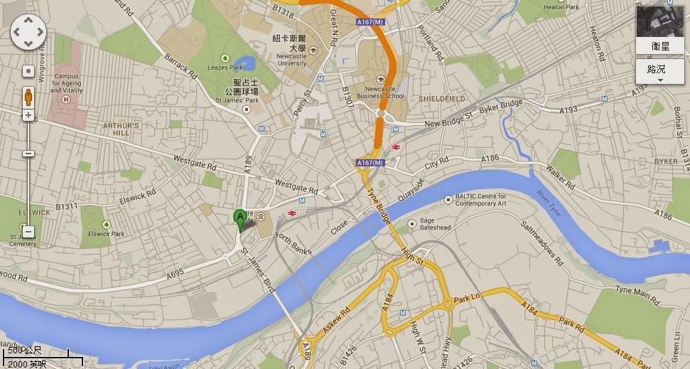 英國學生宿舍投資地圖
