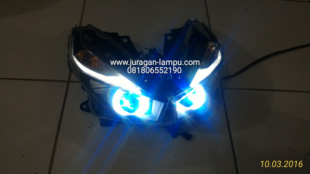 Lampu Led Motor Vario - impremedia.net