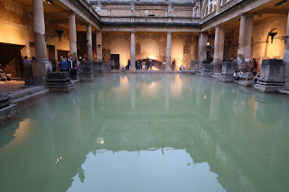 The large Pool at Bath