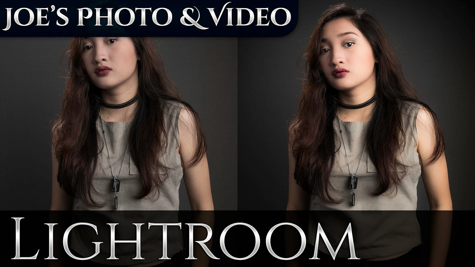 how to make photos look professional in lightroom