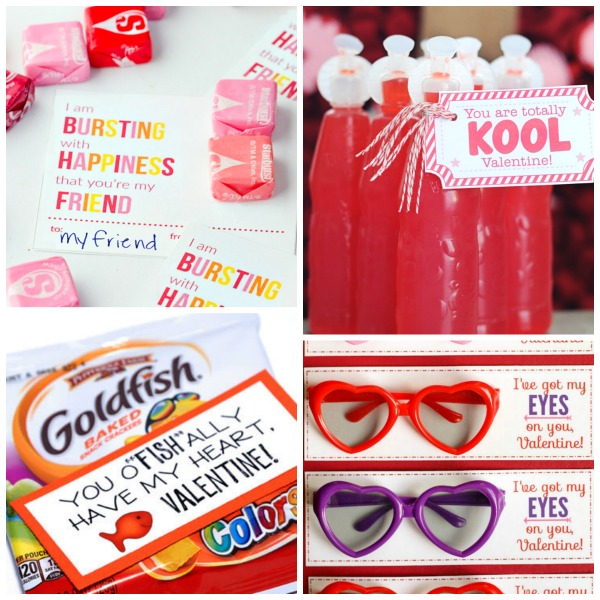 "50+ FREE PRINTABLE VALENTINES FOR KIDS!  Why buy what you can ""make?""  These are awesome!  #valentinesforkids #freeprintablevalentines #valentinescraftsforkids"