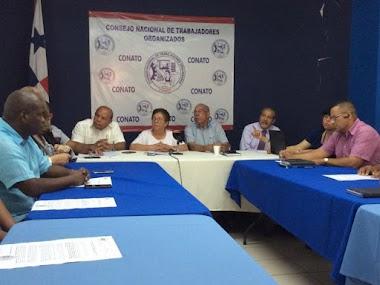 CONATO se pronuncia por la escogencia del director de la CSS y contra corrupción de Odebrecht