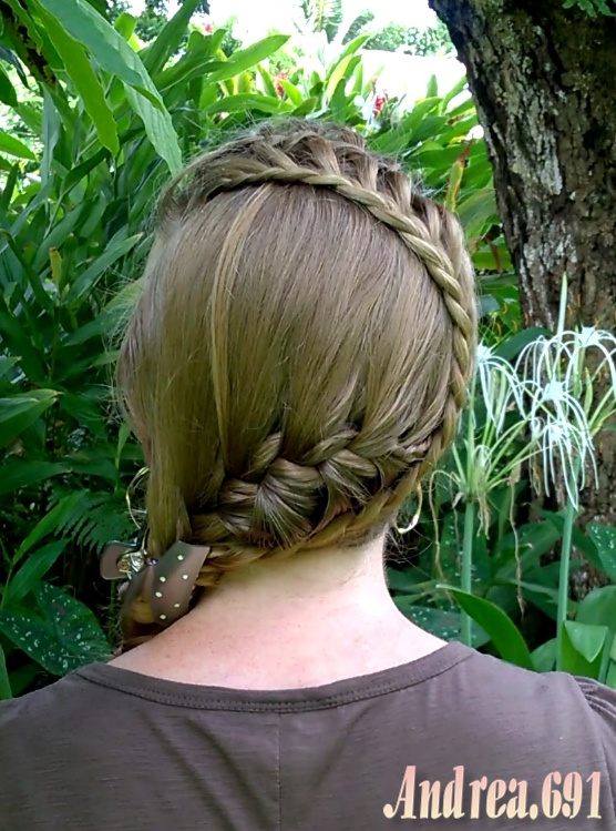 Braids   Hairstyles for Super Long Hair  Staircase Braid Thank you for coming to see my new pictures  be sure to click around my  other posts when you have time  3