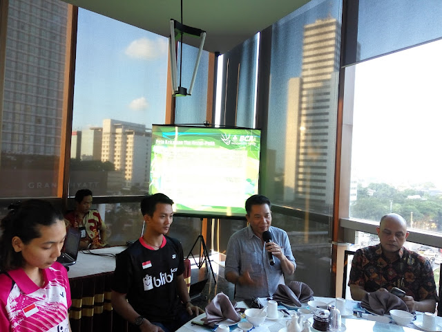 Gloria dan Ihsan: antara Mimpi dan Ambisi di BCA Indonesia Open