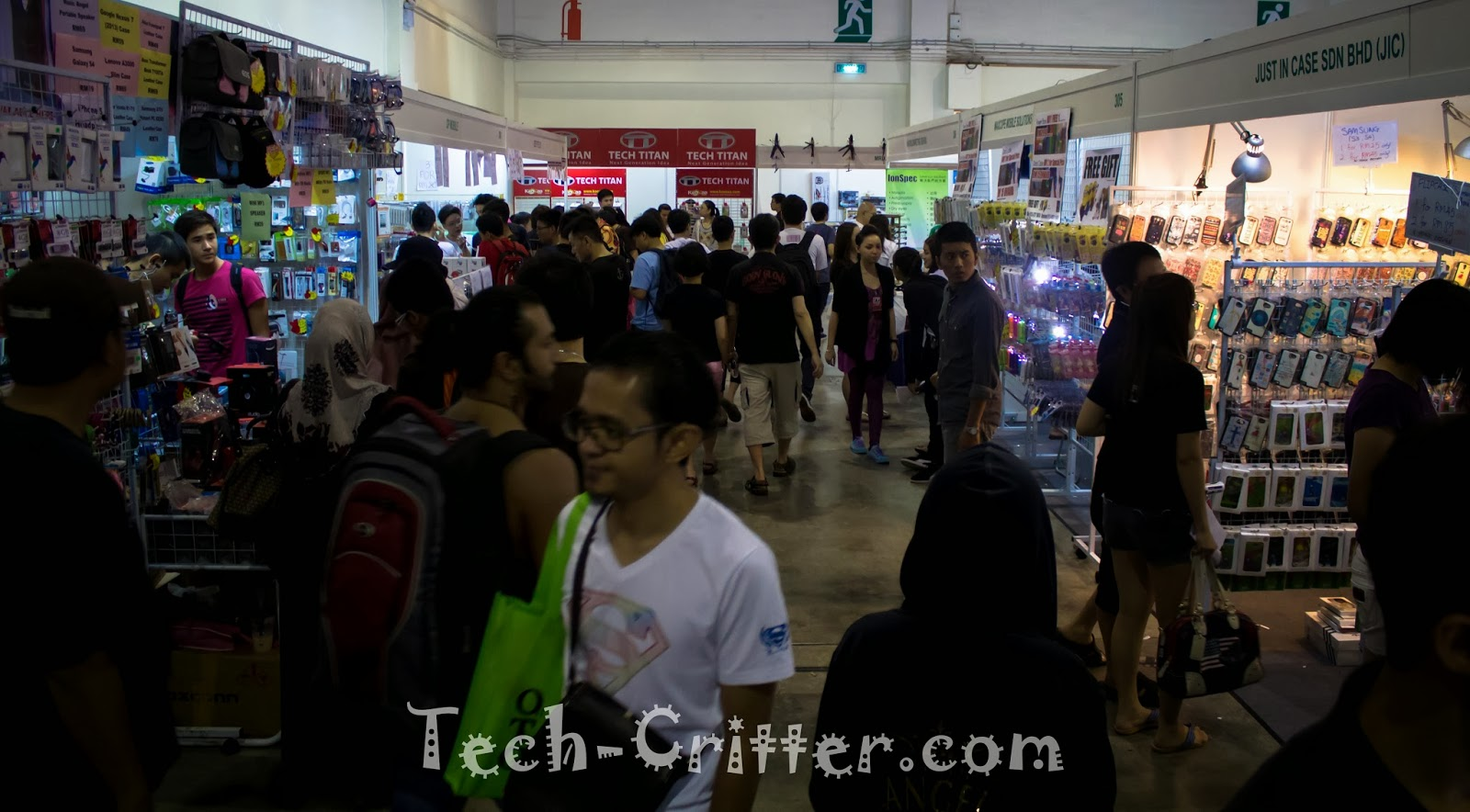 Coverage of the Malaysia IT Fair @ Mid Valley (17 - 19 Jan 2014) 314