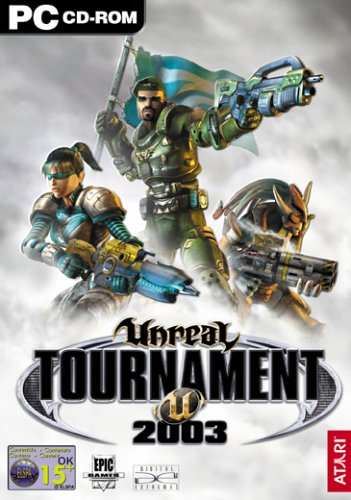 Descargar Unreal Tournament 2003 [PC] [Full] [1-Link] [ISO] [Español] Gratis [MEGA]
