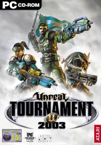 Descargar Unreal Tournament 2003 [PC] [Full] [1-Link] [ISO] [Español] Gratis [MEGA]
