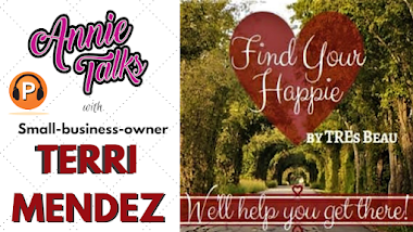 Annie Talks with Terri Mendez