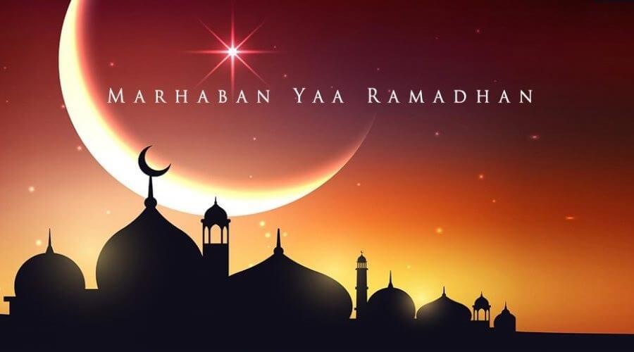 Gambar marhaban ya ramadhan selamat berpuasa